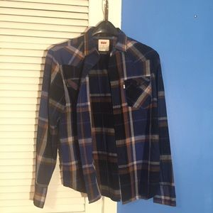 Levi's Medium Flannel